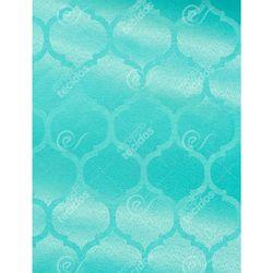Tecido-Jacquard-Azul-Tiffany-Geometrico-Tradicional---280m-de-Largura
