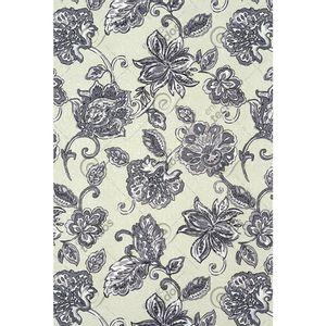 Tecido-Jacquard-Estampado-Floral-Cinza---140m-de-Largura