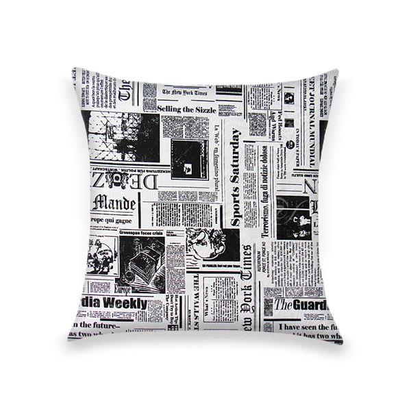 almofada-tecido-jacquard-estampado-jornal