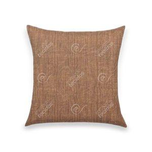 almofada-tecido-jacquard-estampado-liso-marrom