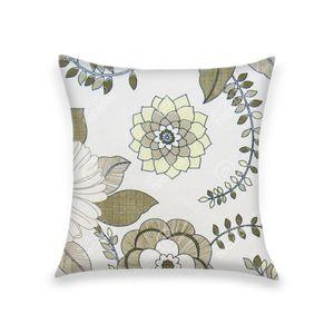 almofada-tecido-jacquard-estampado-floral-bege