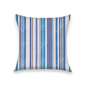almofada-tecido-jacquard-listrado-azul