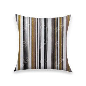 almofada-tecido-jacquard-listrado-dourado