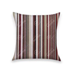 almofada-tecido-jacquard-listrado-marsala