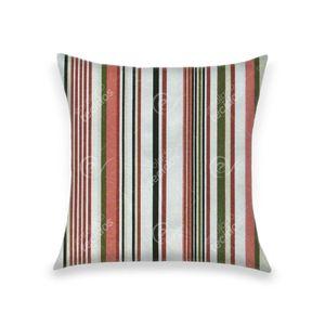 almofada-tecido-jacquard-listrado-terracota
