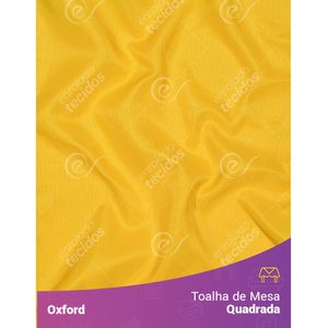 Toalha-de-Mesa-Quadrada-em-Oxford-Amarelo-Dourado