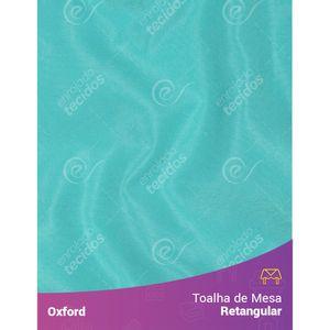 Toalha-de-Mesa-Retangular-em-Oxford-Azul-Tiffany