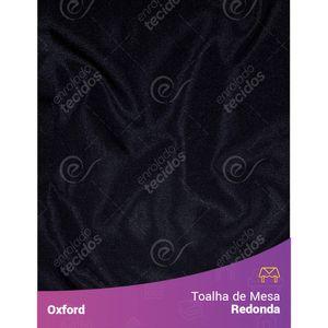 Toalha-de-Mesa-Redonda-para-Buffet-em-Oxford-Preto