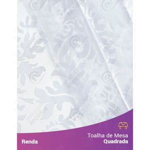 Toalha-de-Mesa-Quadrada-em-Tecido-Renda-Medalhao-Branco