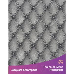 Toalha-de-Mesa-Retangular-em-Tecido-Jacquard-Estampado-Capitone-Cinza