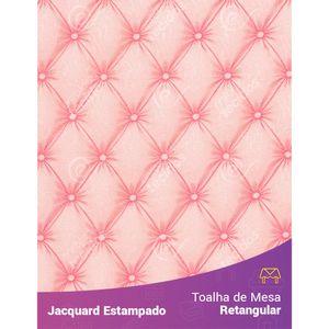 Toalha-de-Mesa-Retangular-em-Tecido-Jacquard-Estampado-Capitone-Rosa