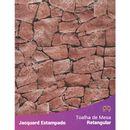 Toalha-de-Mesa-Retangular-em-Tecido-Jacquard-Estampado-Pedra-Barro