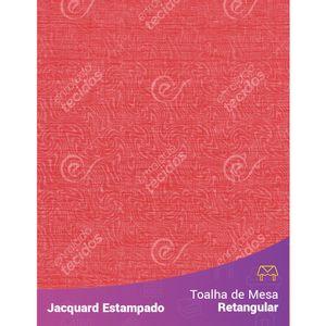 Toalha-de-Mesa-Retangular-em-Tecido-Jacquard-Estampado-Liso-Vermelho-Alaranjado
