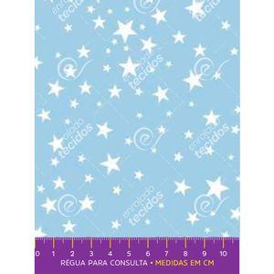 tecido-tricoline-estrelinha-azul-e-branco