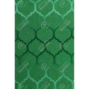 tecido-jacquard-geometrico-verde-detalhe