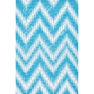 jacquard-azul-turquesa-e-branco-chevron-fio-tinto-principal