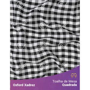 toalha-quadrada-oxford-xadrez-preto