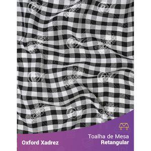toalha-mesa-retangular-oxford-xadrez-preto