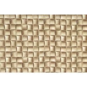 tecido-jacquard-estampado-textura-3d-marrom