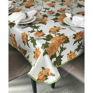 toalha-gorgurinho-floral-laranja