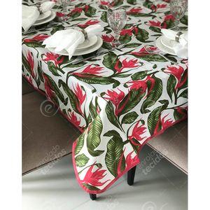 toalha-gorgurinho-floral-verde-e-vermelho
