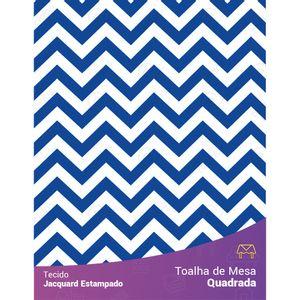toalha-quadrada-jacquard-estampado-chevron-azul-royal