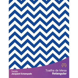 toalha-retangular-jacquard-estampado-chevron-azul-royal