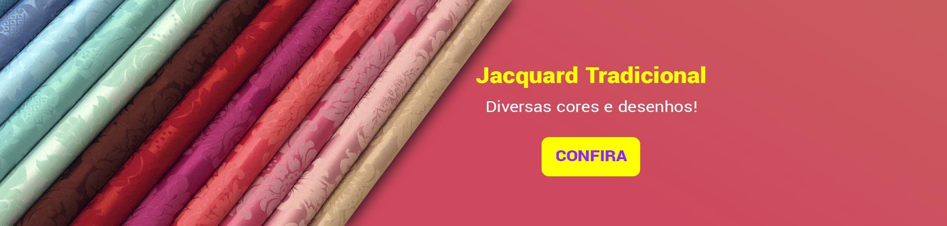 Jacquard Tradicional - Enrolado Tecidos