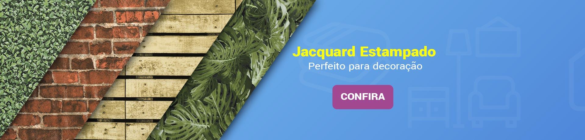 Jacquard Linho