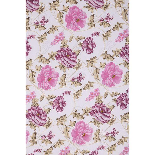 tecido-jacquard-estampado-floral-rosa-e-vinho