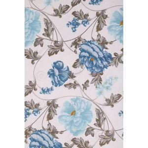 tecido-jacquard-estampado-floral-azul-detalhe
