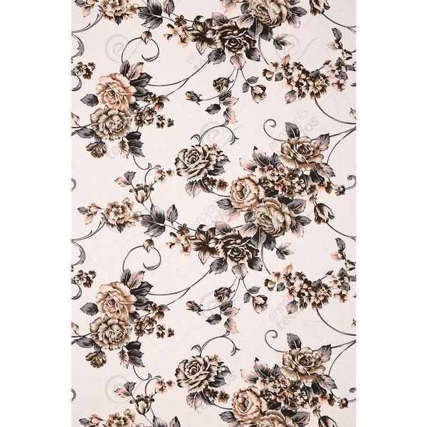 tecido-jacquard-estampado-floral-cinza-e-rose
