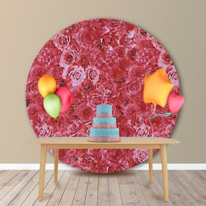painel-jacquard-estampado-floral-rosa-vermelha
