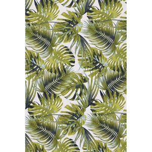 tecido-jacquard-estampado-tropical-folhagem-verde-e-azul