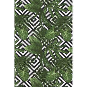 tecido-jacquard-estampado-tropical-verde-geometrico