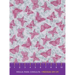 tecido-tricoline-borboletas-rosa