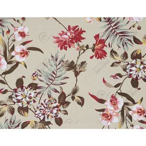 tecido-jacquard-estampado-floral-orquidea-vermelha