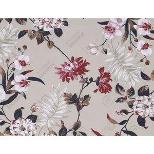 tecido-jacquard-estampado-floral-orquidea-rosa