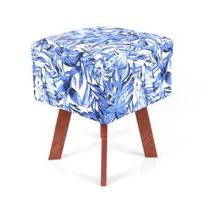puff-em-tecido-jacquard-estampado-tropical-costela-azul