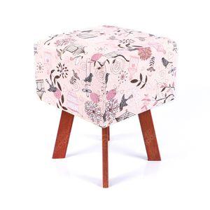 puff-em-tecido-jacquard-estampado-passarinho-rosa