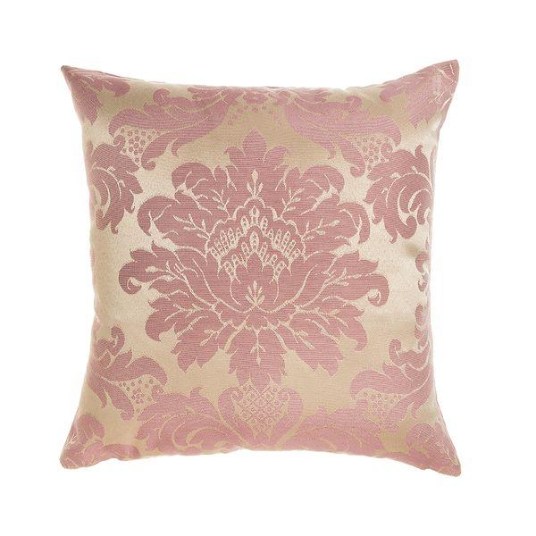 almofada-tecido-jacquard-rosa-envelhecido-e-dourado-medalhao-tradicional