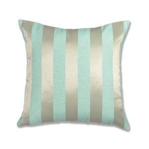 almofada-tecido-jacquard-dourado-e-turquesa-listrado-tradicional
