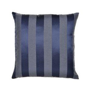 almofada-tecido-jacquard-azul-marinho-e-cru-listrado-tradicional