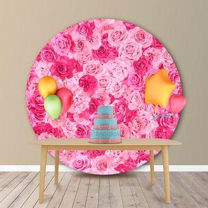 painel-jacquard-estampado-floral-rosa-e-pink