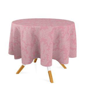 toalha-redonda-tecido-jacquard-rosa-envelhecido-medalhao-tradicional