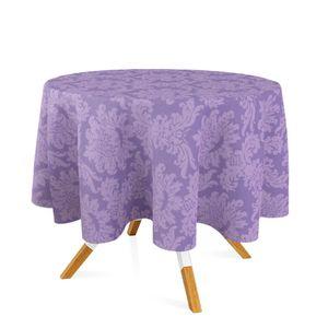 toalha-redonda-tecido-jacquard-lilas-medalhao-tradicional