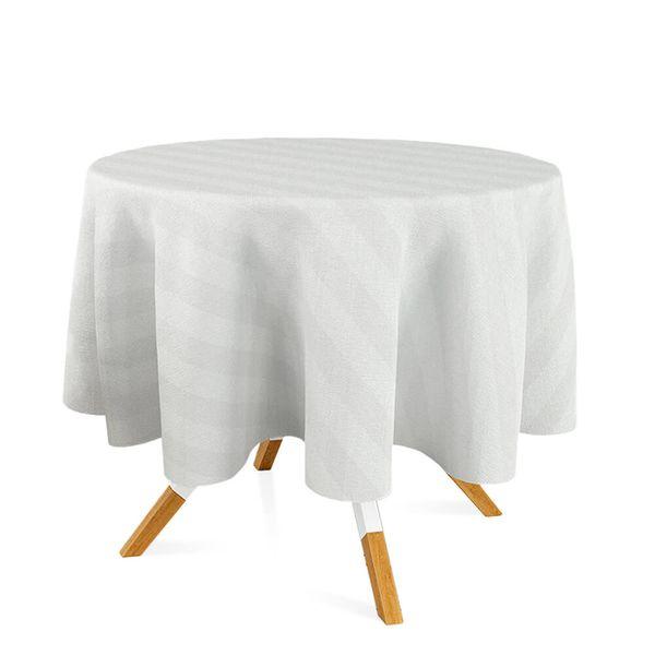 toalha-redonda-tecido-jacquard-branco-listrado-tradicional