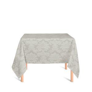 toalha-quadrada-tecido-jacquard-bege-marfim-medalhao-tradicional