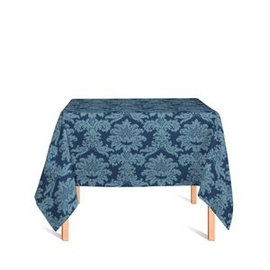 toalha-quadrada-tecido-jacquard-azul-marinho-e-turquesa-medalhao-tradicional