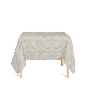 toalha-quadrada-tecido-jacquard-bege-champagne-medalhao-tradicional